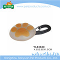 Promotional High Quality Rubber Custom Dog Tag