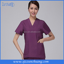 Hospital Nurse Medical Scrubs Sets