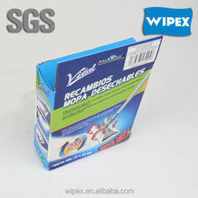 Prestige hand cloths free sampes disposable floor wipes mop manufacturer from China