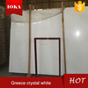 Polished Crystal White Marble