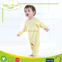BR20 Wholesale Comfortable Anti-Pilling Baby Clothes Sleep Suits