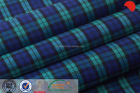 Classic and pretty style TR plaids dyed fabric for shirting, dresses&pants
