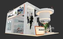 international exhibition/trade show/fair/event booth design and construction