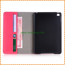 Stand PU Leather Smart Cover Case for Apple iPad mini 4