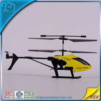 2.4GHZ 3 Channel 4-Axis Gyro Mini RC Helicopter With Long Battery Life New Toys 4-Blades Helicopter New Toy RC Helicopter China