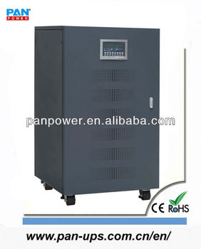 Low Frequency Industry three Phase online ups 100kva with igbt transformer