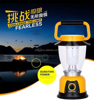 2016 new product rechargeable led camping lantern camping solar light