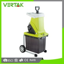 Low MOQ stable quality electric manual garden shredder chipper,wood chipper shredder,farming shredder machine