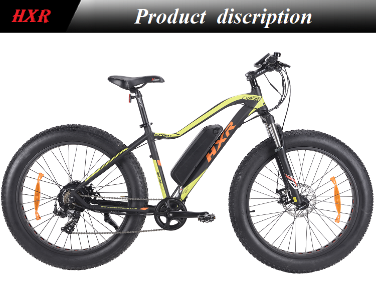 2017 Mars e bike new used electric 1000W fat tire snow beach bicycle electric