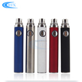 Alibaba in spain adjustable voltage e cig vape pen evod twist 650mah 900mah 1100mah battery