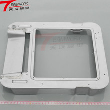Alibaba hot sale rapid prototype stamping sheet metal 3d printing