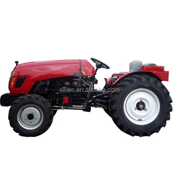 Lower price best quality mini tractor 4wd