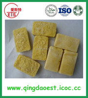 Frozen ginger cubes in chinese factory with nice quality nad wholesale price for large buyer from reliable factory supplier