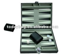 pu leer backgammon bordspel ybs-slq008