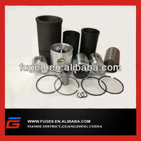 cylinder liner set for Kubota D1503 engine