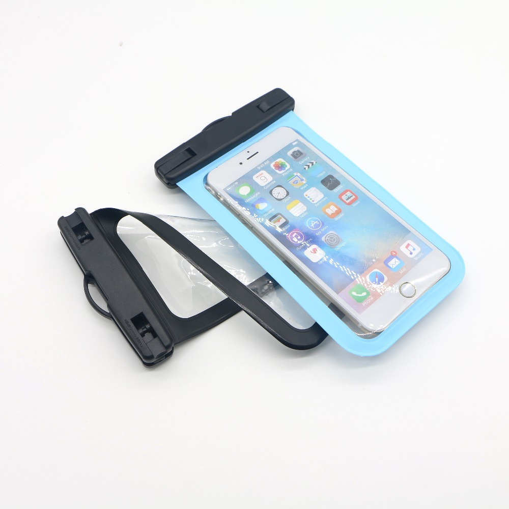 best selling Universal Water Proof TPU Mobile Phone Cases Waterproof Bag/Pouch for Cell Phone