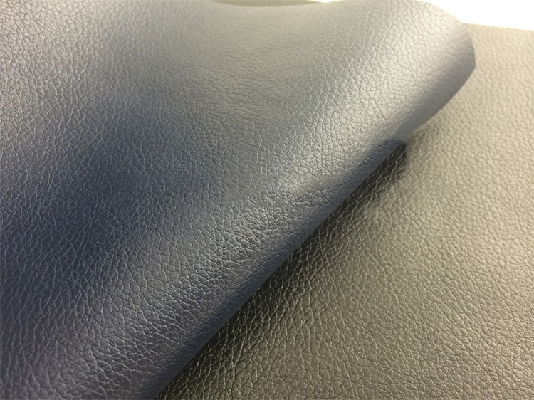 High classr pu microfiber leather imitation leather for shoe making