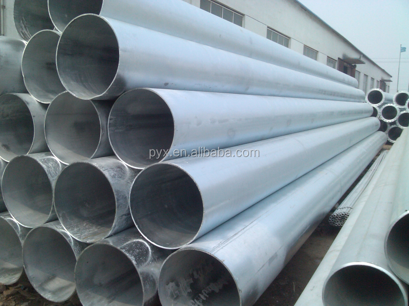 China products Best company special dimension galvanized steel tube