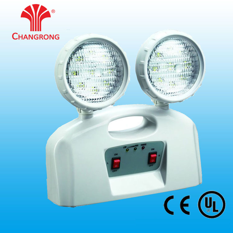 Saving Energy Ce Rechargeable Led Emergency Light for Home