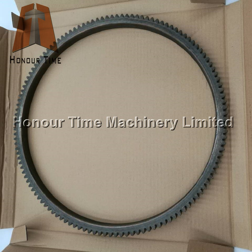 127T S6K Flywheel gear ring for diesel engine parts