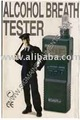 DIGITAL ALCOHOL BREATH ANALYSER OR TESTER