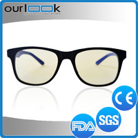 Computer Anti Eyeglasses Gaming Glasses Blue