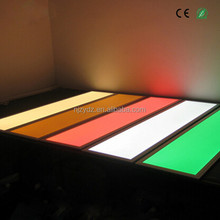 colorful LED panel light