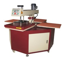 Factory supply QX-B5-AAutomatic four-place Embossing Machine and Hot foil stamping machine