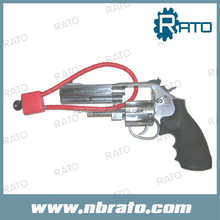 "Laminated 15"" Long Red Cable Gun Lock"