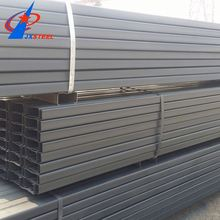 C Channel Galvanized Beam Steel Profile For Clothes Cabinet