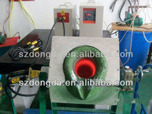 Medium frequency foundry furnace for sale for Copper/Aluminum/Iron