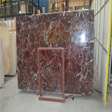 Rosso Lepanto Red Marble