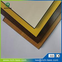 Richlees High Quality Exterior Hpl,Hpl Table Top,Wholesale Phenolic Hpl 12mm Compact Laminate Price