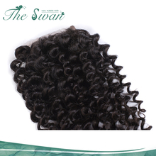 Cheapest Price 10A kinky curly 4x4 Lace Closure wholesale wigs and hairpieces