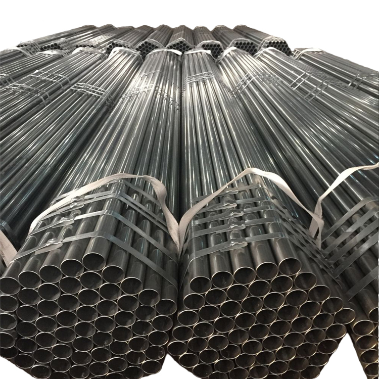 <strong>Trade</strong> Assurance Q195/Q235/BS1387 Round Pre zn coated steel pipe/tube