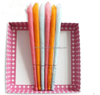 Medical Ear candle Beeswax ear candles wholesale
