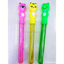 Factory Sale excellent quality plastic cantoon bubble wand