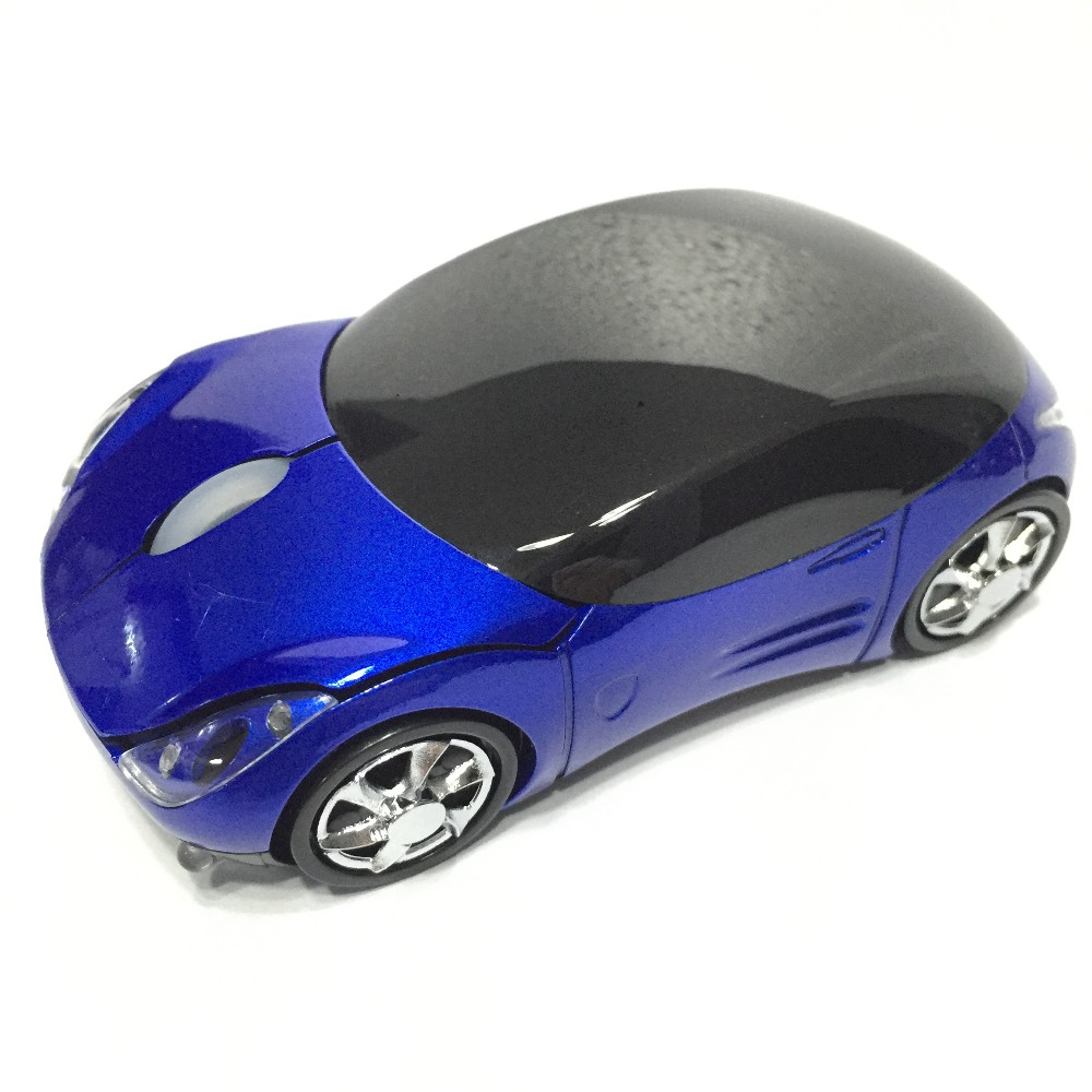 Optical Car Shape Custom Wireless Computer Mouse