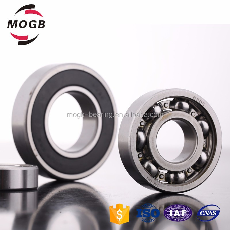 stainless steel bearing color rubber sealed