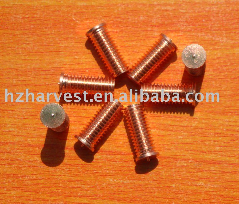 cd welding stud bolt fasteners welding bolt coldformed part insulation pin anchor