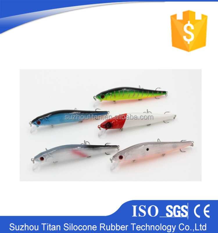 Fish Wholesale Top Quality Cheap Mix Color Fishing Lure