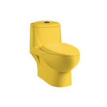 Colorful color high quality toilet for home