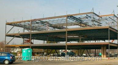 prefab light structure steel warehoue small
