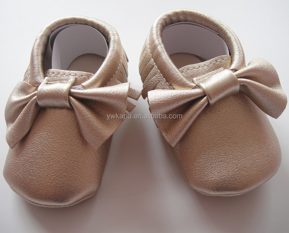 wholesale baby moccasin fashion baby shoes ,baby girl shoes made in China