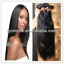 Top quality 100% virgin malaysian straight hair