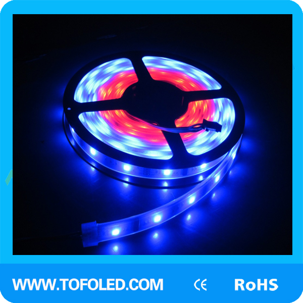 Addressable 32leds 32ic dc5v RGB WS2801 led strip