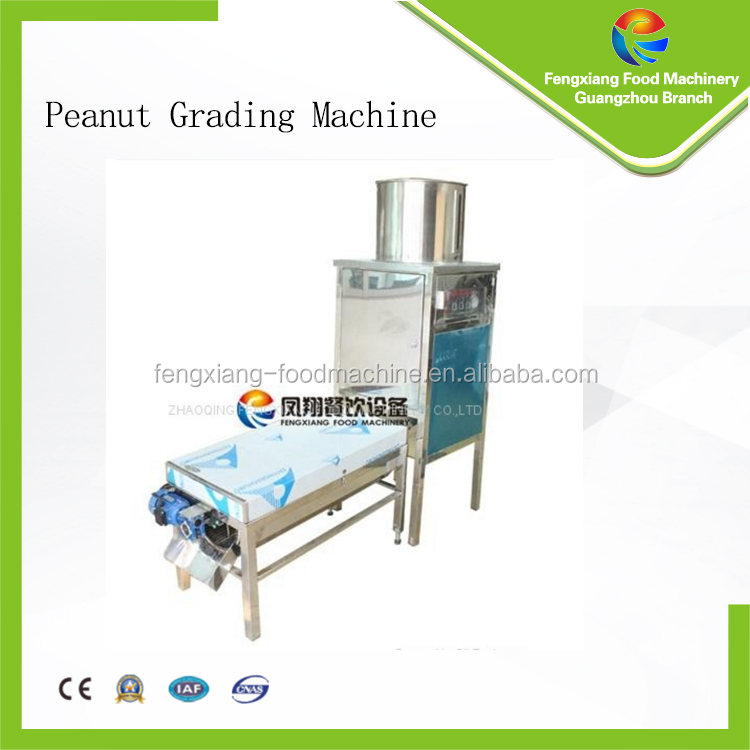 Industrial automatic cashew nut grading processing machine cashew nut grader machine with 3 grades