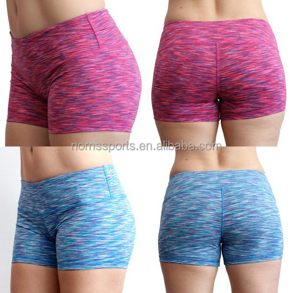 Fashion Printed Wholesale Booty Dance Shorts