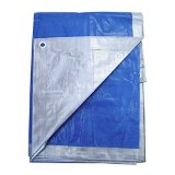 Multipurpose pe blue tarpaulin cover , wedding design for tarpaulin