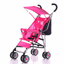 light weight folding simple pram 3 in 1 baby stroller quinny